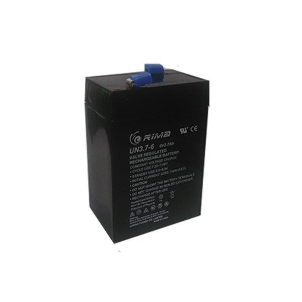 Bateria de Chumbo Ácida AGM VRLA – Orema Power – UN3.7-6