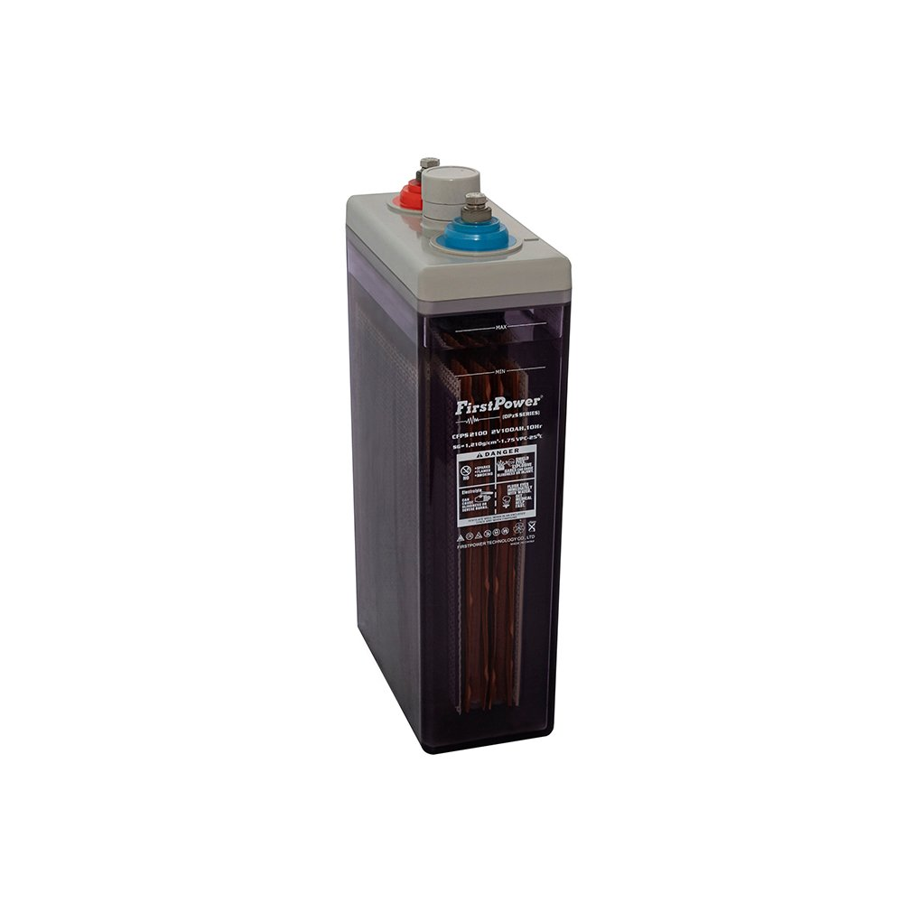 Bateria de Chumbo Ácida Ventilada – First Power – CFPS2-100