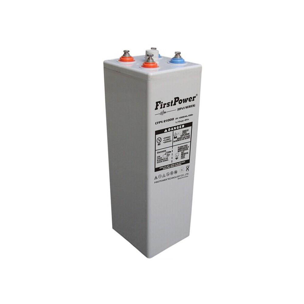 Bateria Chumbo Ácida GEL VRLA – First Power – CFPV21000