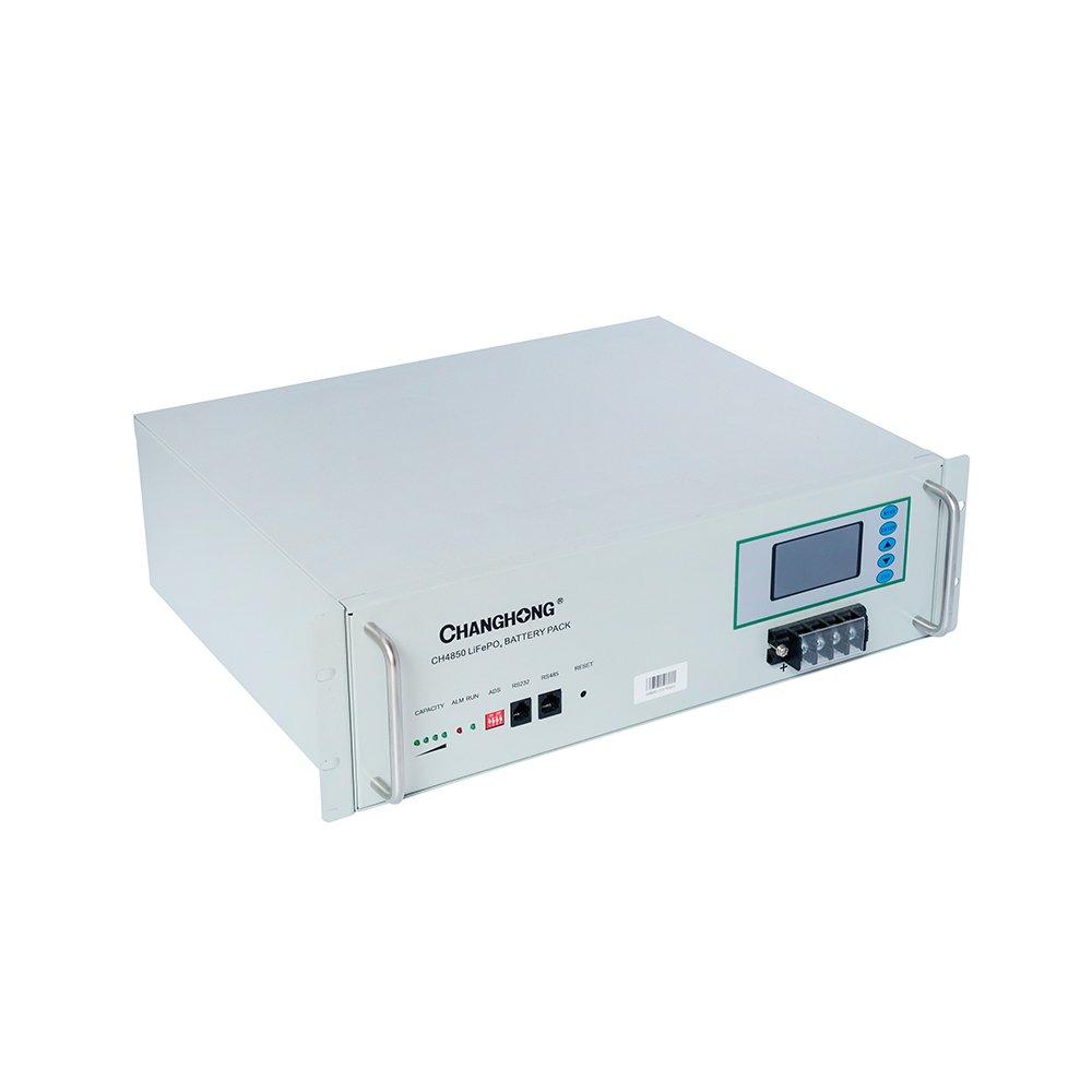 Bateria de Lítio – Changhong – LFeLi – 48100 T – 100Ah