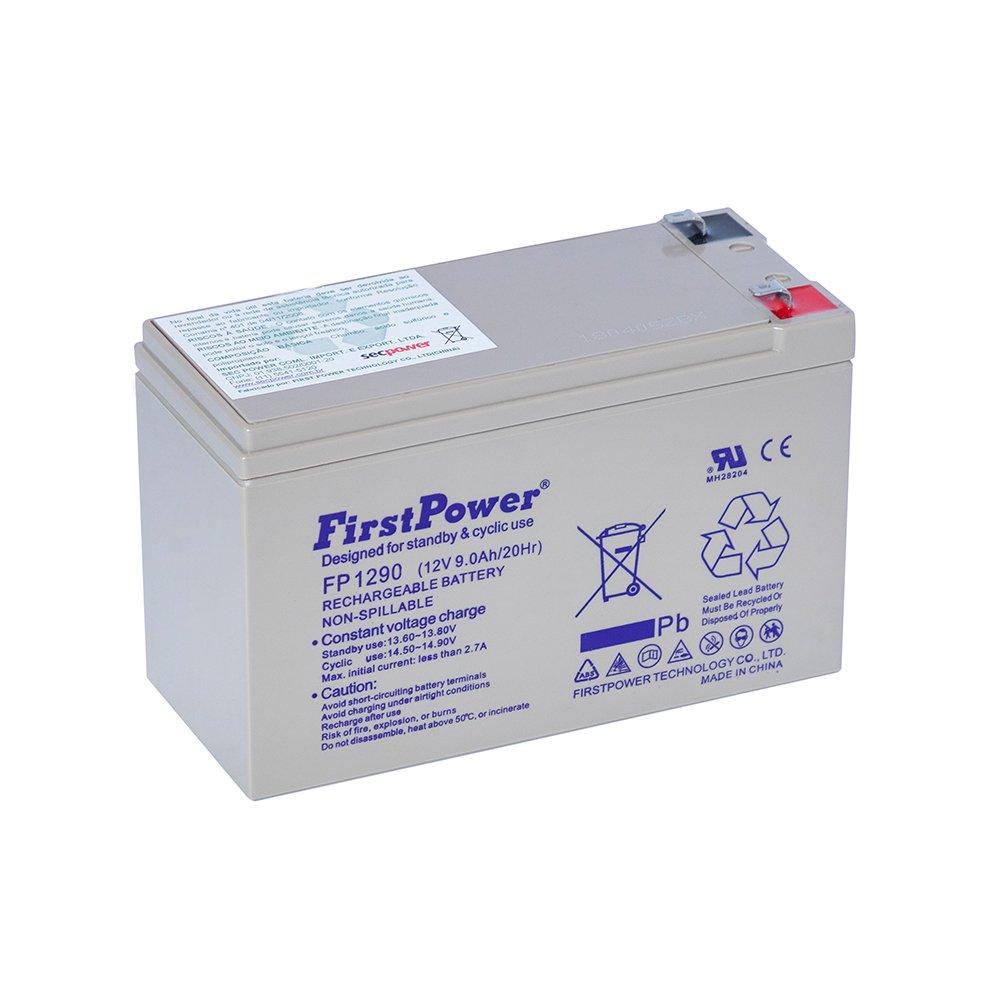 Bateria de Chumbo Ácida AGM VRLA – First Power – FP 12-90