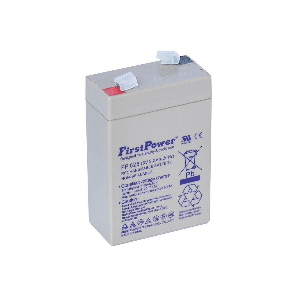 Bateria Chumbo Ácida AGM VRLA – First Power – FP 6-28