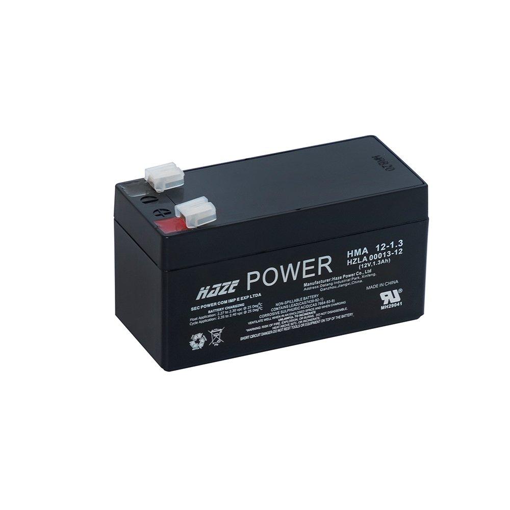 Bateria de Chumbo Ácida AGM VRLA – Haze Battery – HMA 12-1.3