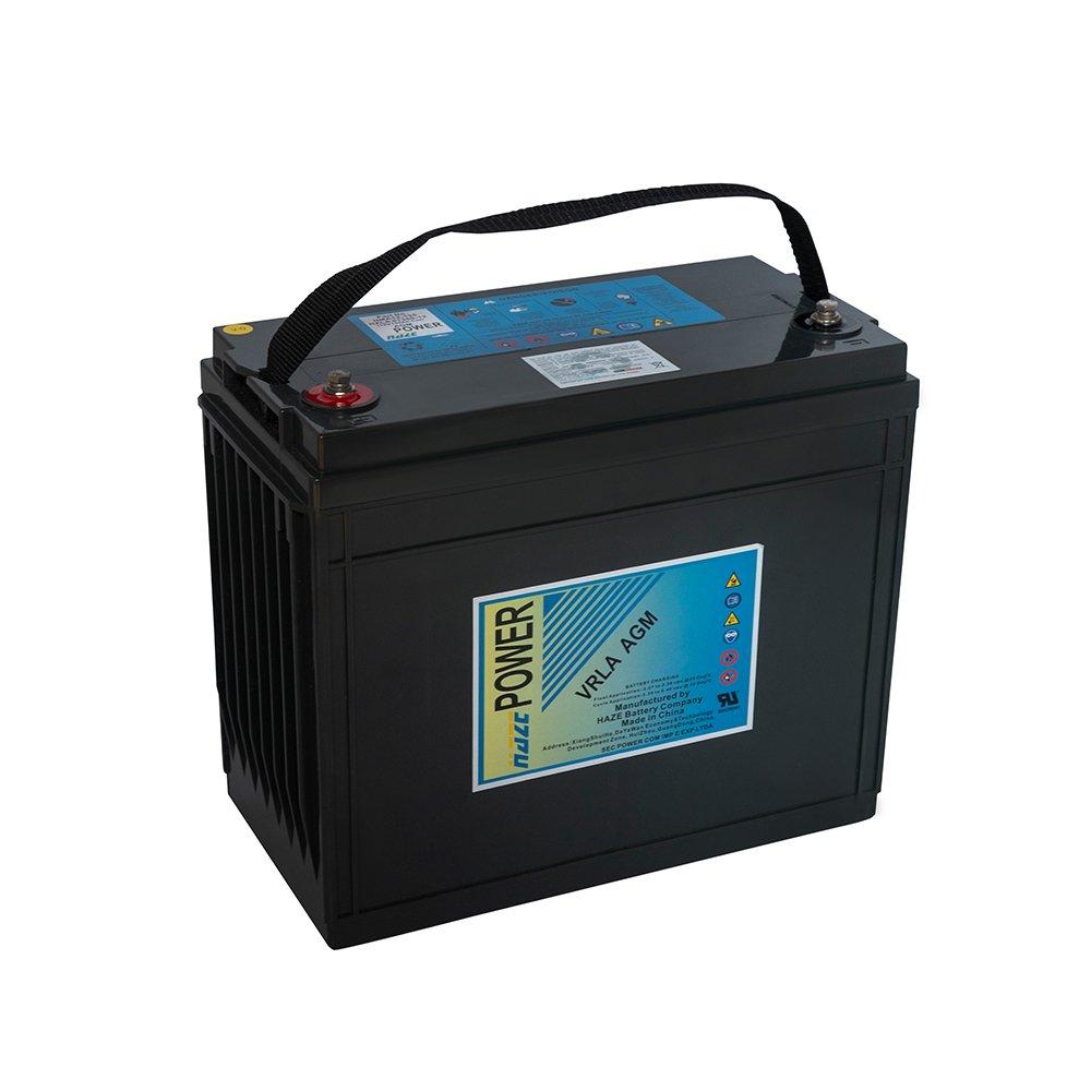 Bateria Chumbo Ácida AGM VRLA – Haze Battery – HMA12-135