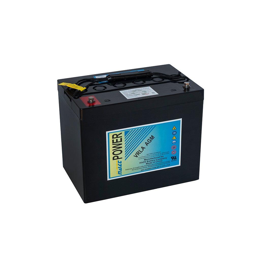 Bateria Chumbo Ácida AGM VRLA – Haze Battery – HMA12-70
