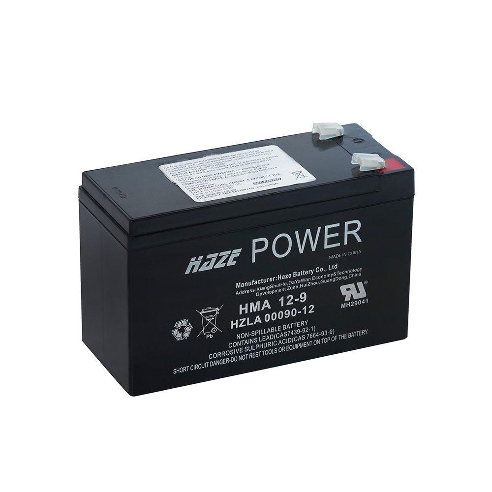 Bateria Chumbo Ácida AGM VRLA – Haze Battery – HMA 12-9
