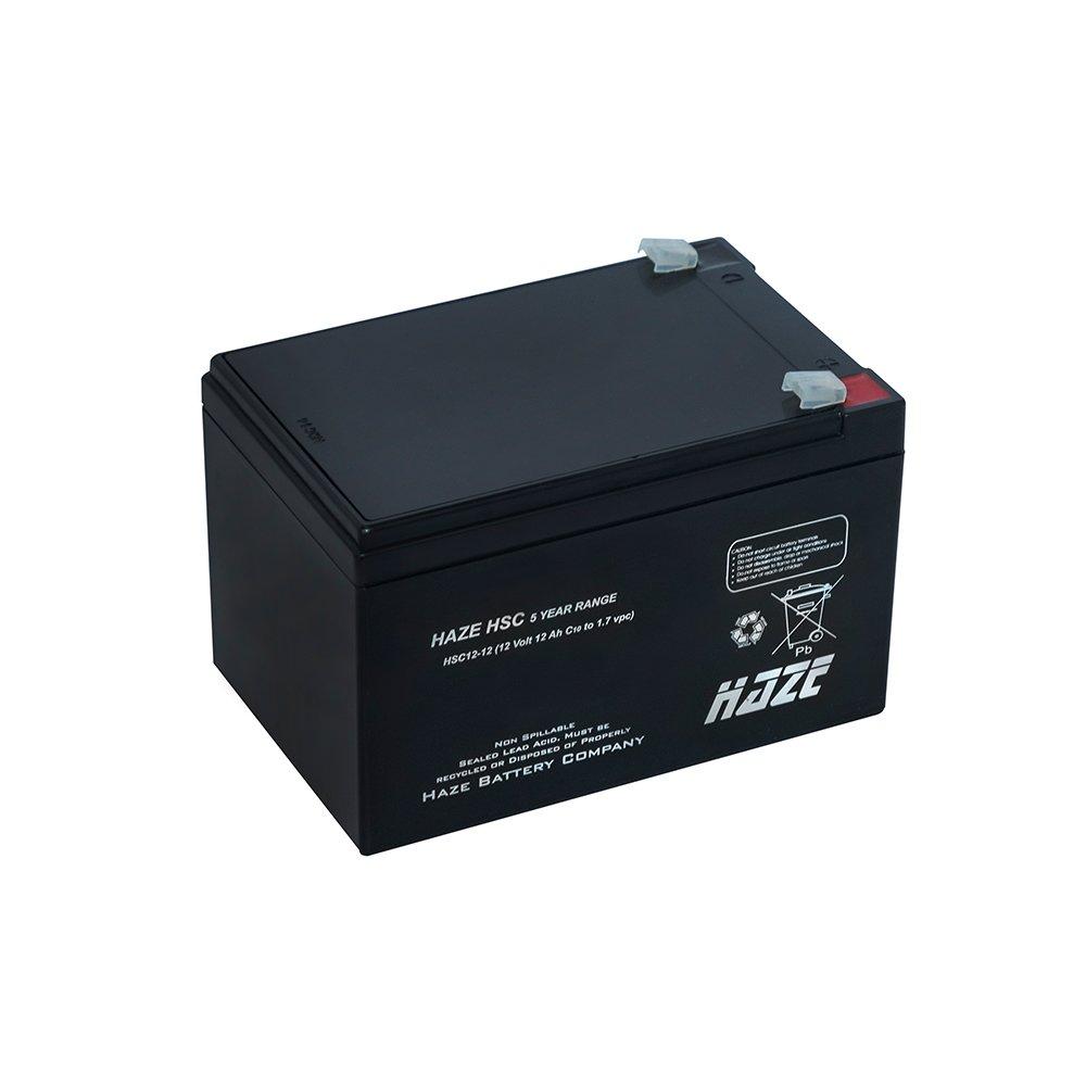 Bateria Chumbo Ácida AGM VRLA – Haze Battery – HSC12-12