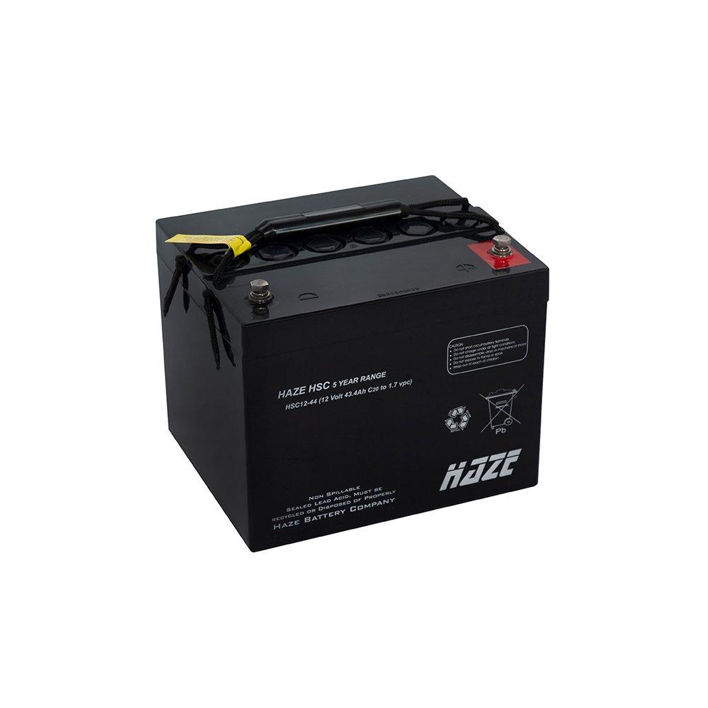 Bateria Chumbo Ácida AGM VRLA – Haze Battery – HSC12-44