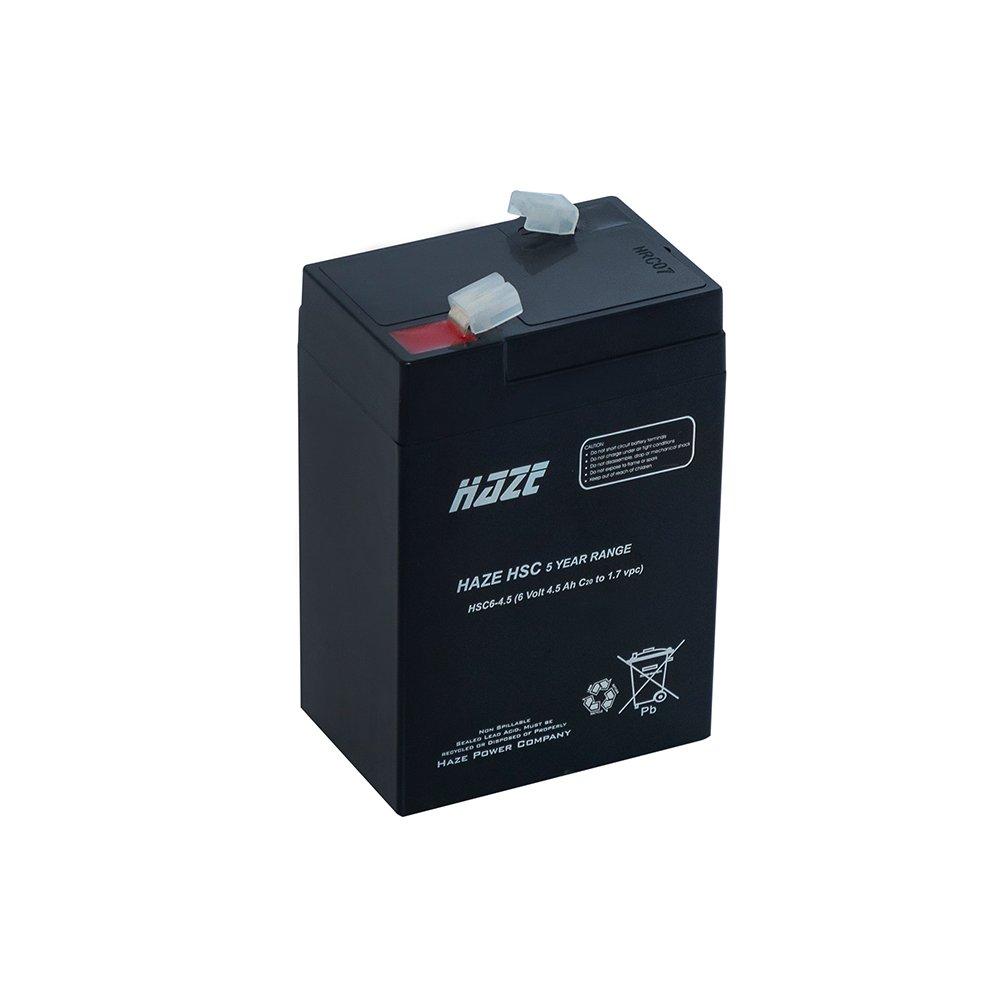Bateria Chumbo Ácida AGM VRLA – Haze Battery – HSC6-4.5