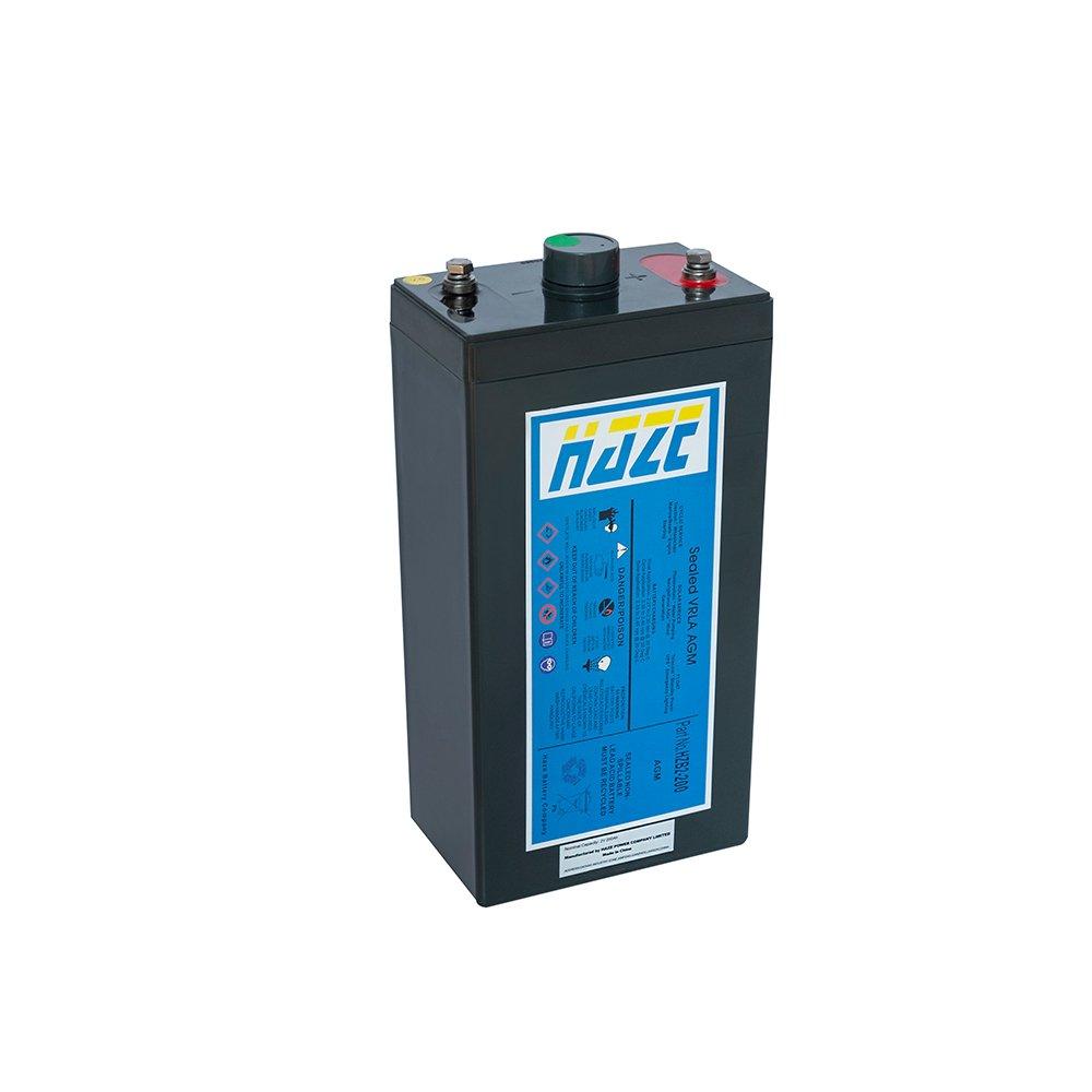 Bateria Chumbo Ácida AGM VRLA – Haze Battery – HZB 2-200
