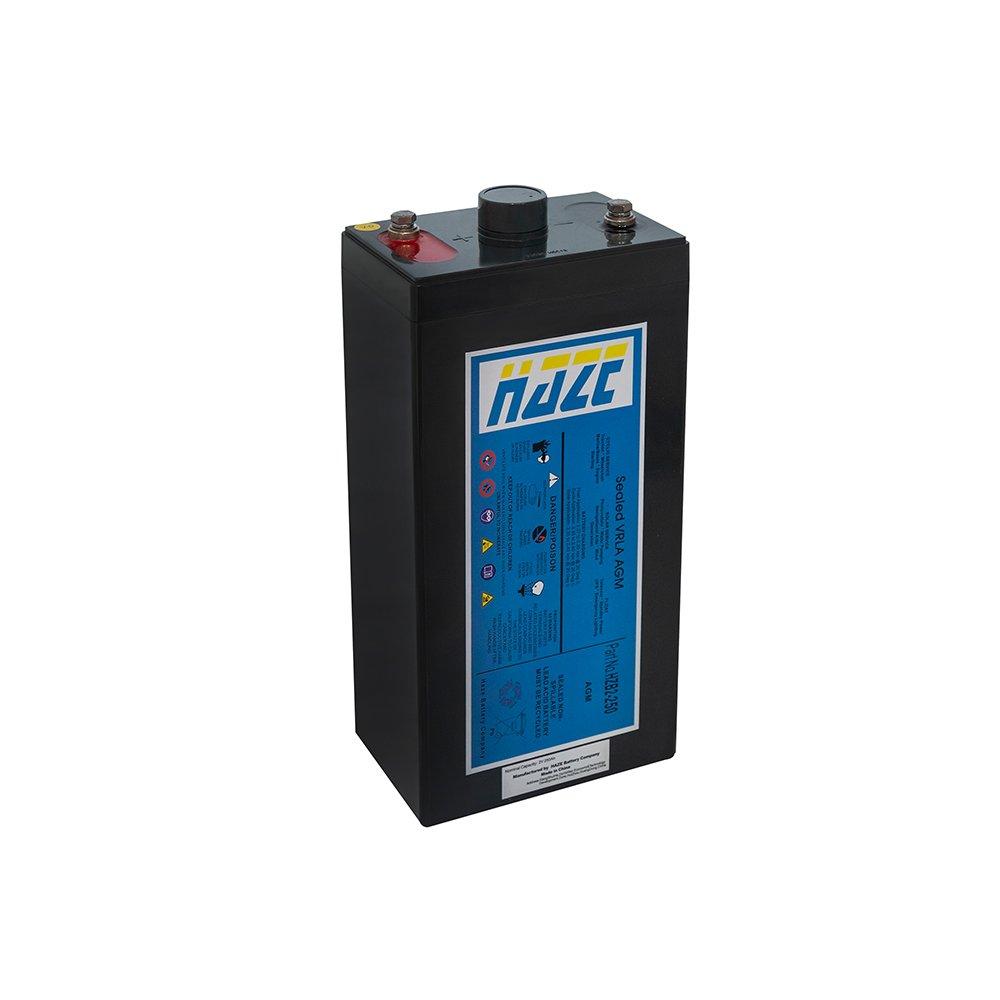 Bateria Chumbo Ácida AGM VRLA – Haze Battery – HZB 2-250