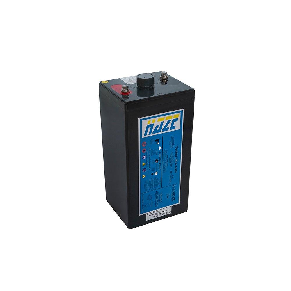 Bateria Chumbo Ácida AGM VRLA – Haze Battery – HZB 2-300
