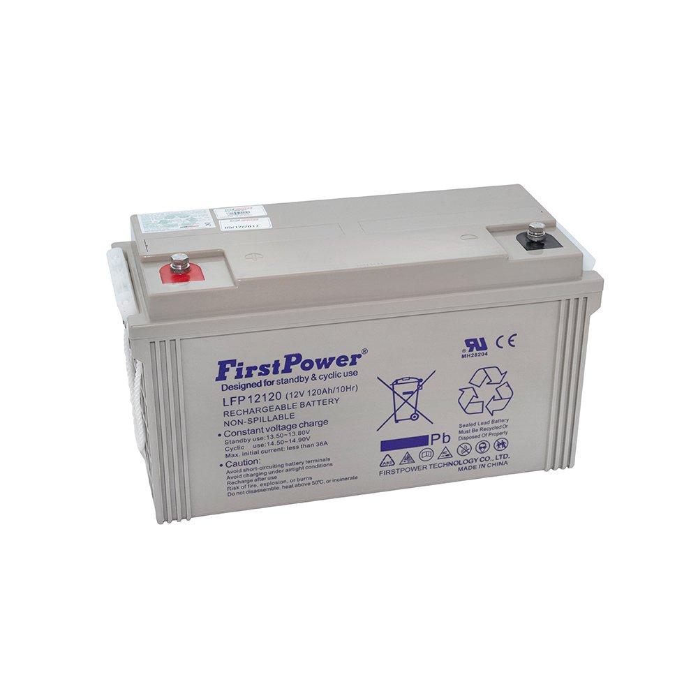 Bateria de Chumbo Ácida AGM VRLA – First Power – LFP 12-120
