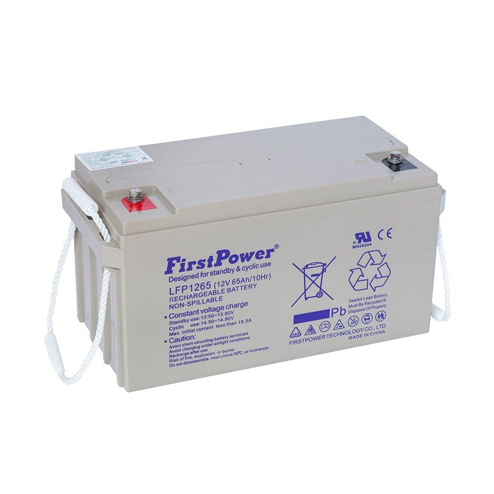 Bateria de Chumbo Ácida AGM VRLA – First Power – LFP 12-65