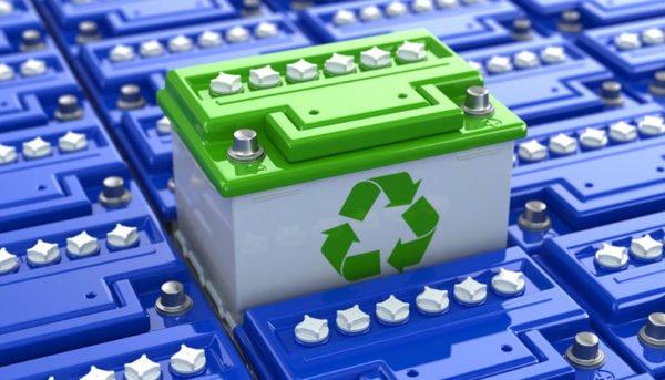 Como as baterias são recicladas?