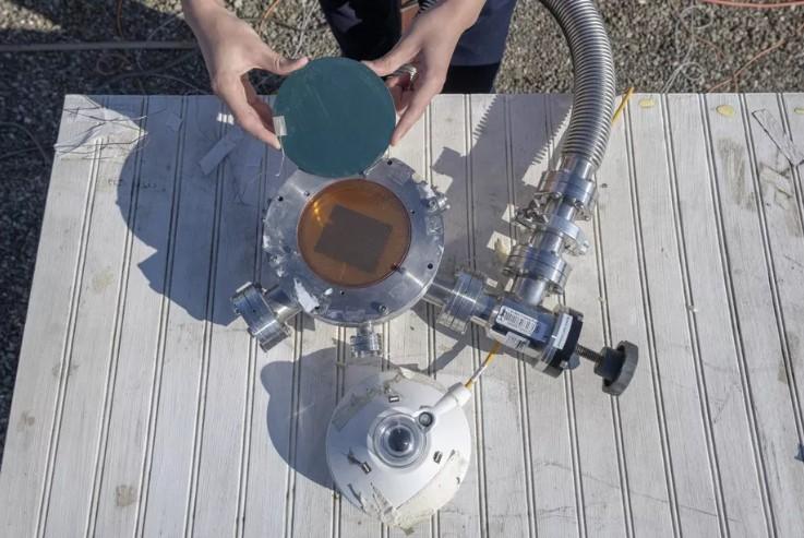 Dispositivo Solar
