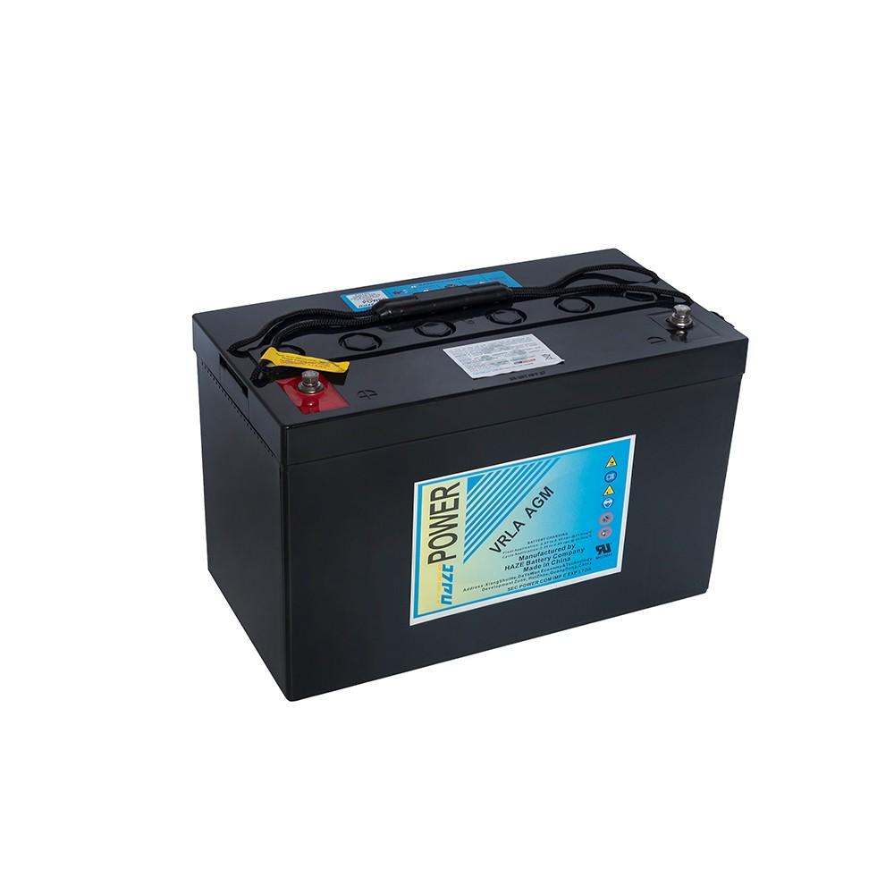 Bateria Chumbo Ácida AGM VRLA – Haze Battery – HMA12-110