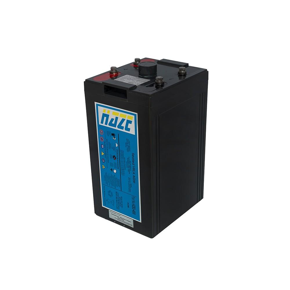 Bateria Chumbo Ácida AGM VRLA – Haze Battery – HZB 2-400
