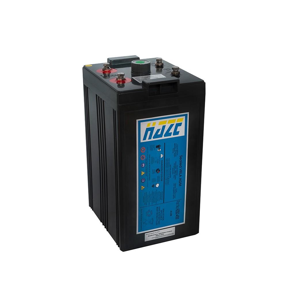 Bateria Chumbo Ácida AGM VRLA – Haze Battery – HZB 2-450