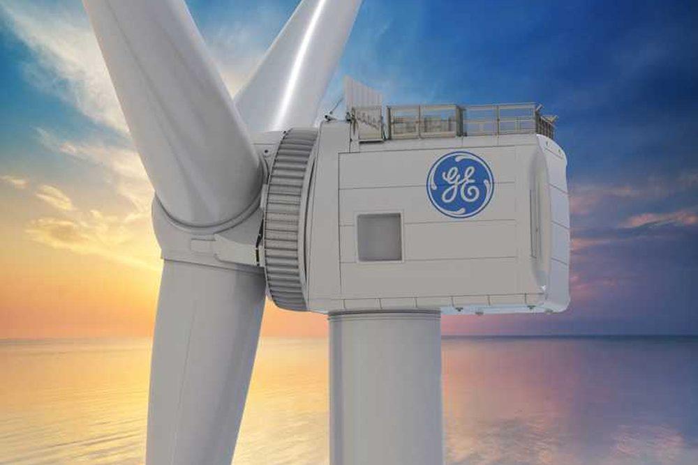 Maior turbina eólica offshore do mundo será lançada em 2021